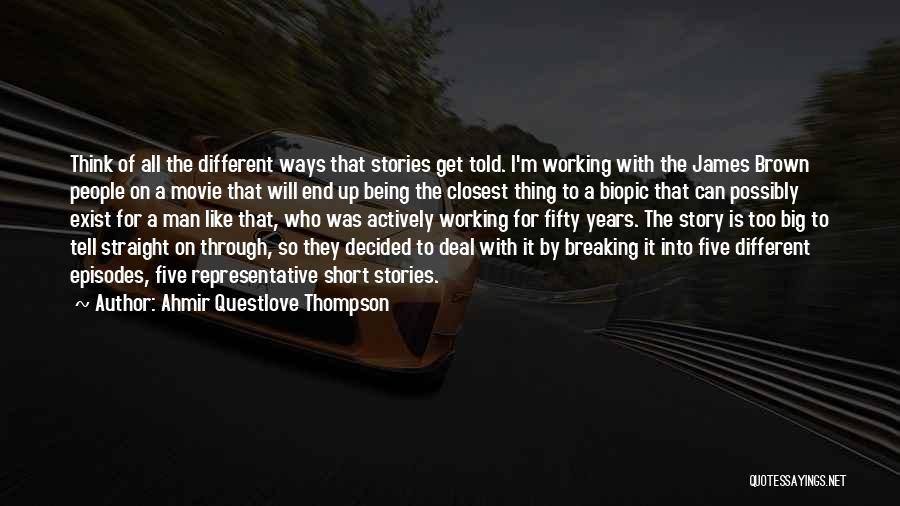 Ahmir Questlove Thompson Quotes 1953670