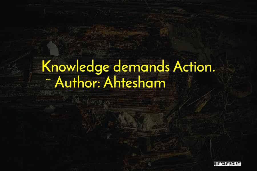 Ahtesham Quotes 1009660