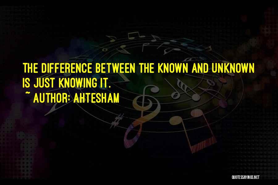 Ahtesham Quotes 270494