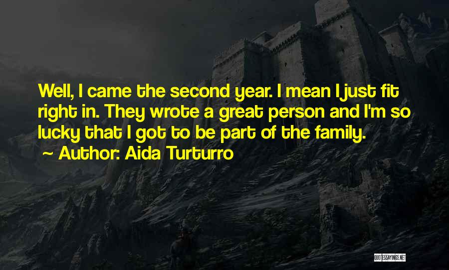 Aida Turturro Quotes 735501