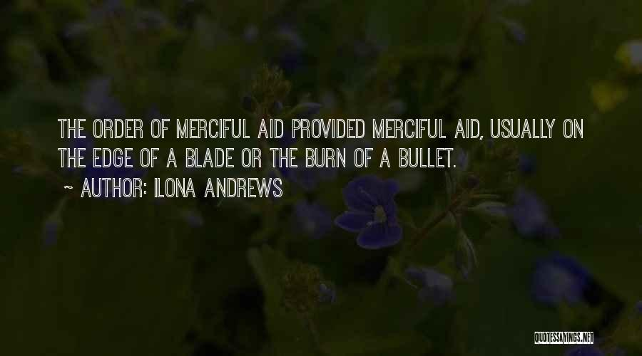 Aids Quotes By Ilona Andrews
