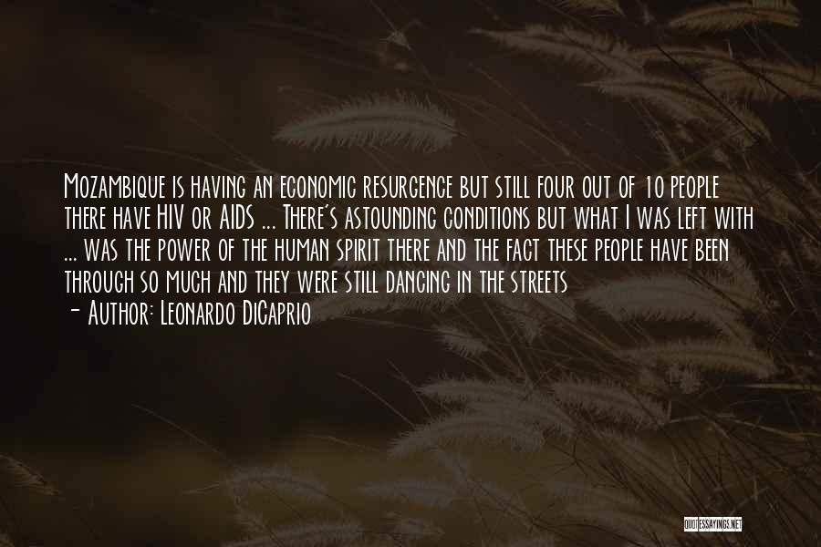 Aids Quotes By Leonardo DiCaprio