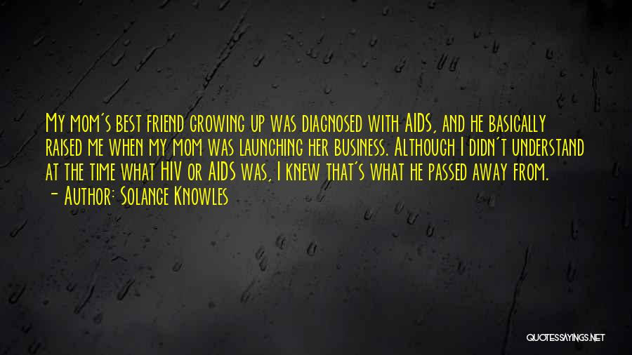 Aids Quotes By Solange Knowles