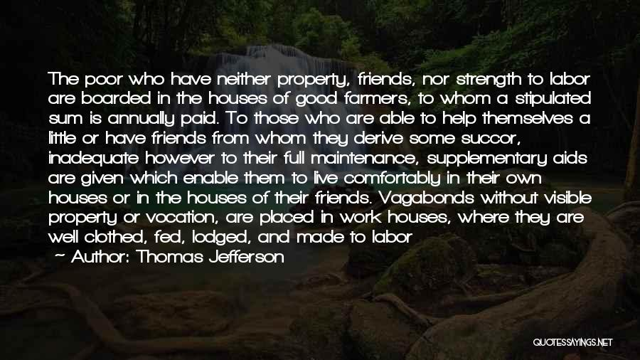 Aids Quotes By Thomas Jefferson