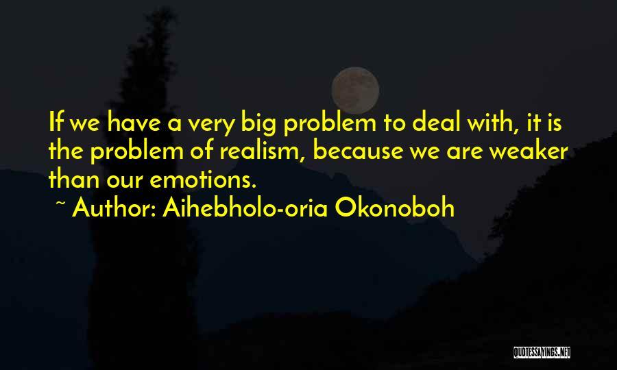 Aihebholo-oria Okonoboh Quotes 182135
