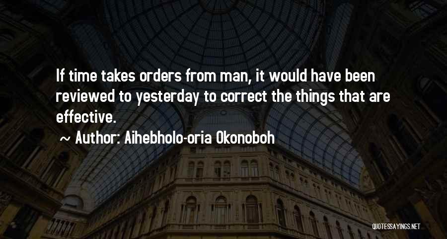 Aihebholo-oria Okonoboh Quotes 233122
