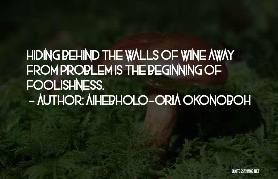 Aihebholo-oria Okonoboh Quotes 403304