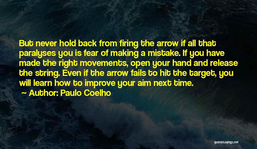Aim Target Quotes By Paulo Coelho