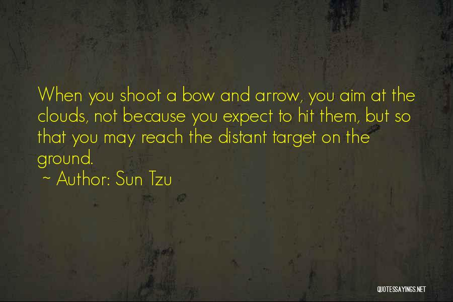 Aim Target Quotes By Sun Tzu