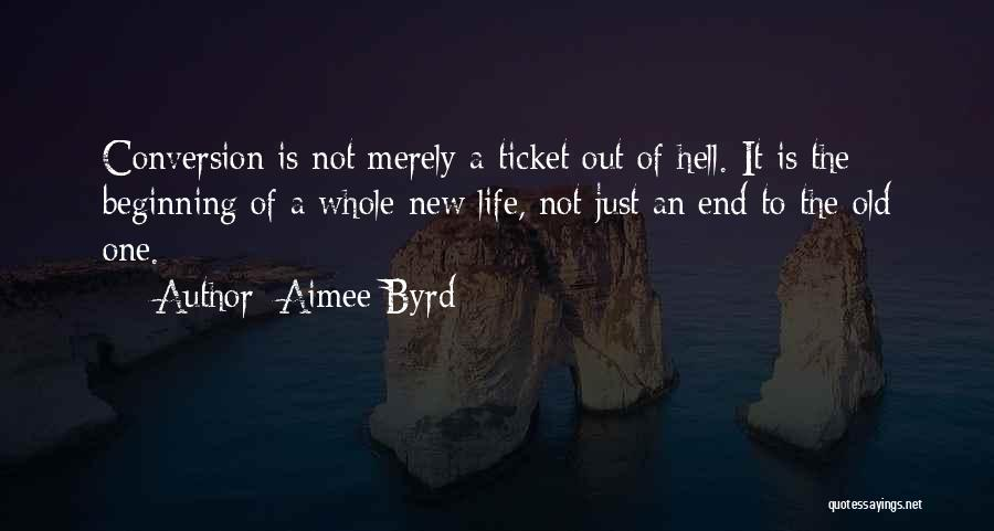 Aimee Byrd Quotes 75105