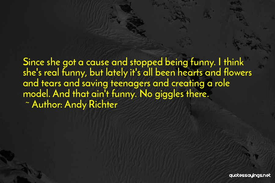 Ain't No Quotes By Andy Richter