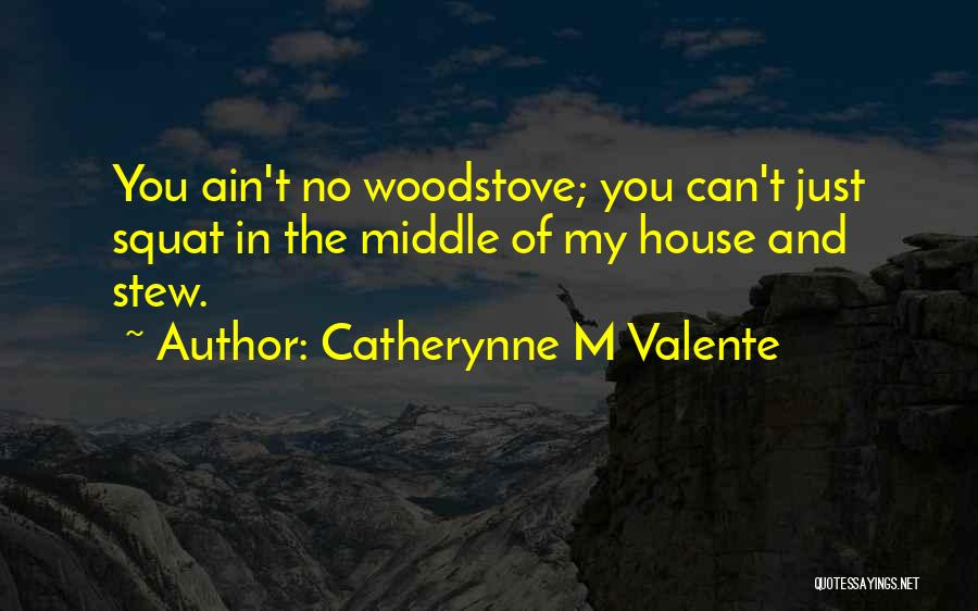 Ain't No Quotes By Catherynne M Valente