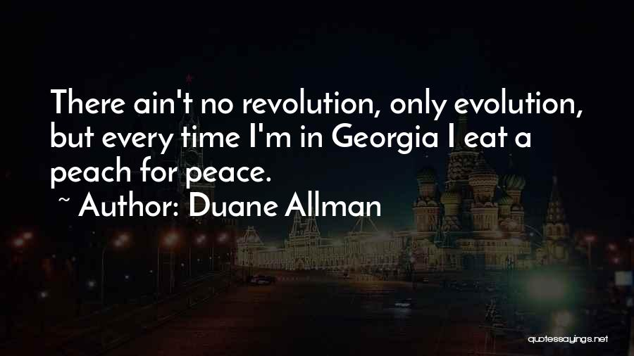 Ain't No Quotes By Duane Allman