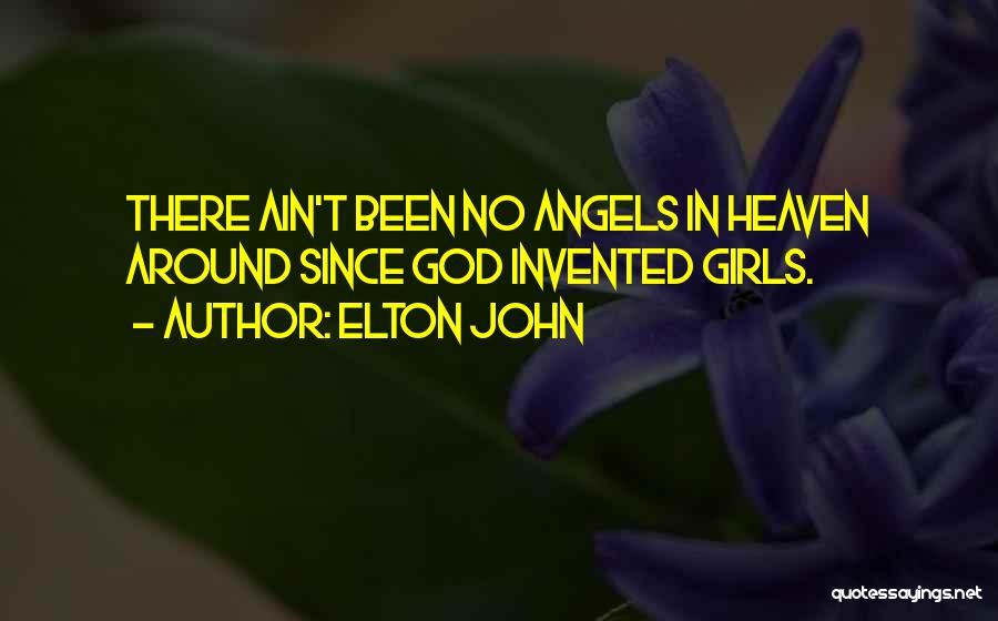 Ain't No Quotes By Elton John