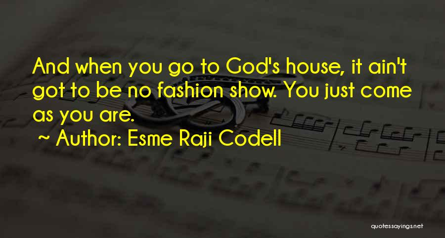 Ain't No Quotes By Esme Raji Codell