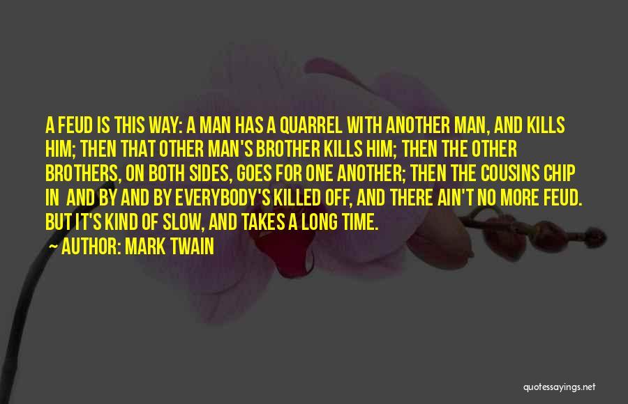 Ain't No Quotes By Mark Twain