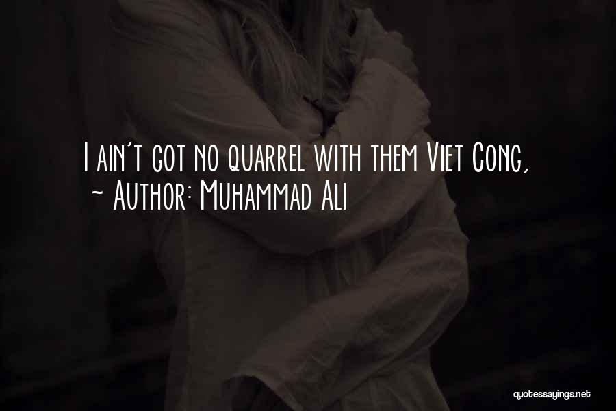 Ain't No Quotes By Muhammad Ali