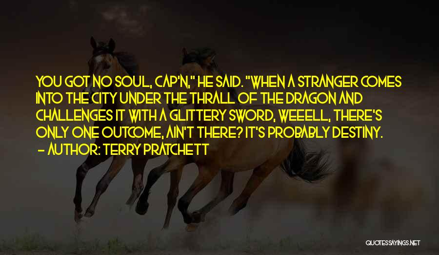 Ain't No Quotes By Terry Pratchett