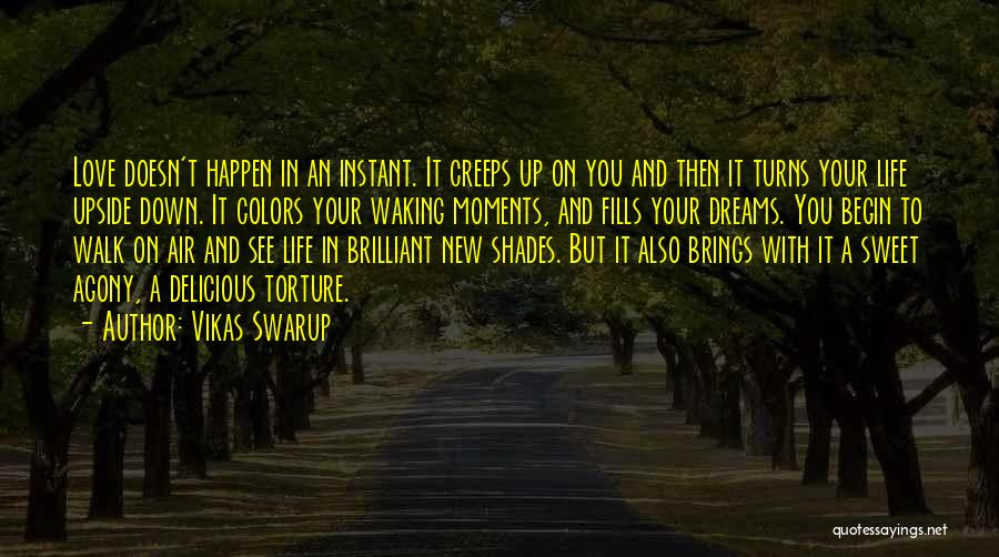 Air And Love Quotes By Vikas Swarup