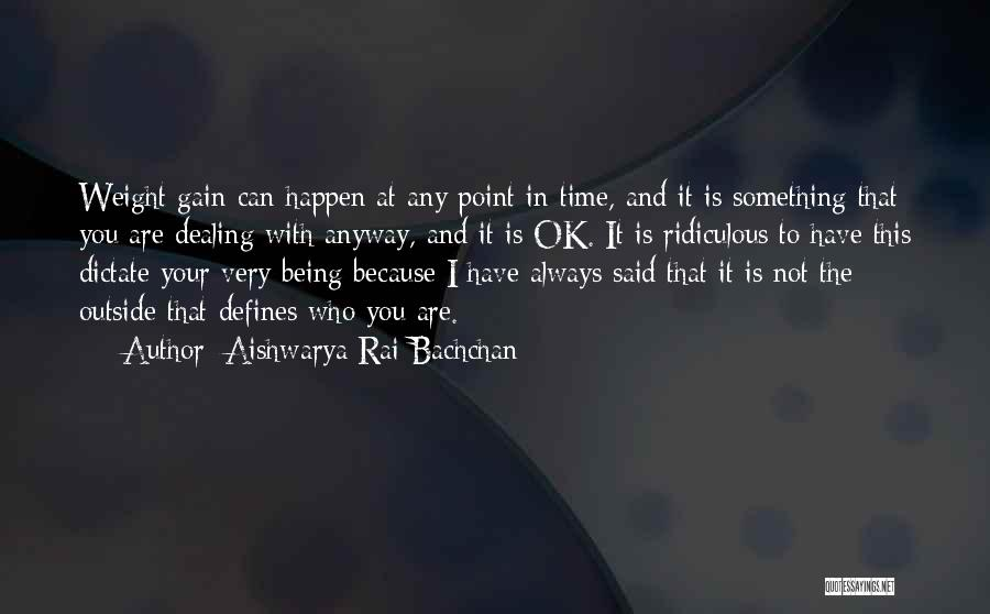 Aishwarya Quotes By Aishwarya Rai Bachchan