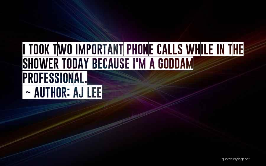 AJ Lee Quotes 170145