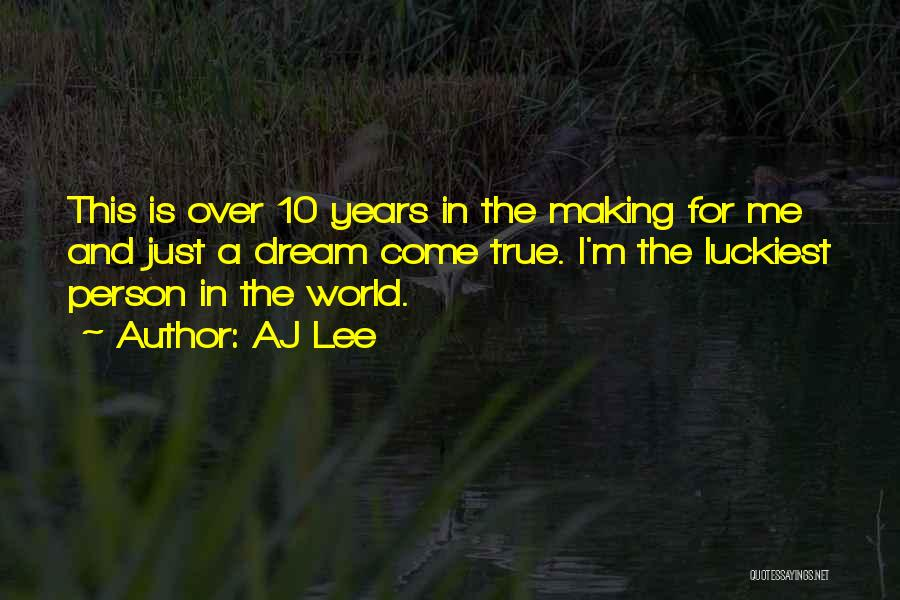 AJ Lee Quotes 268850