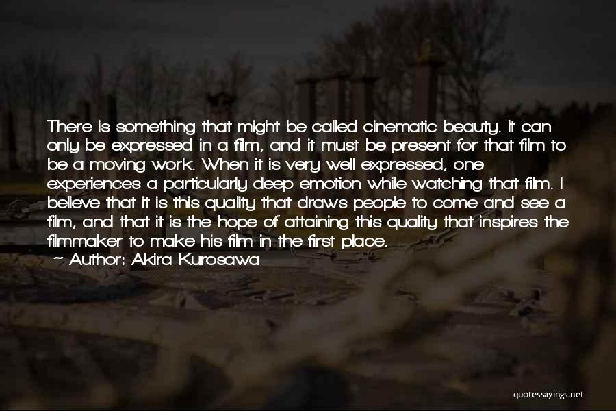 Top 14 Akira Kurosawa Film Quotes Sayings