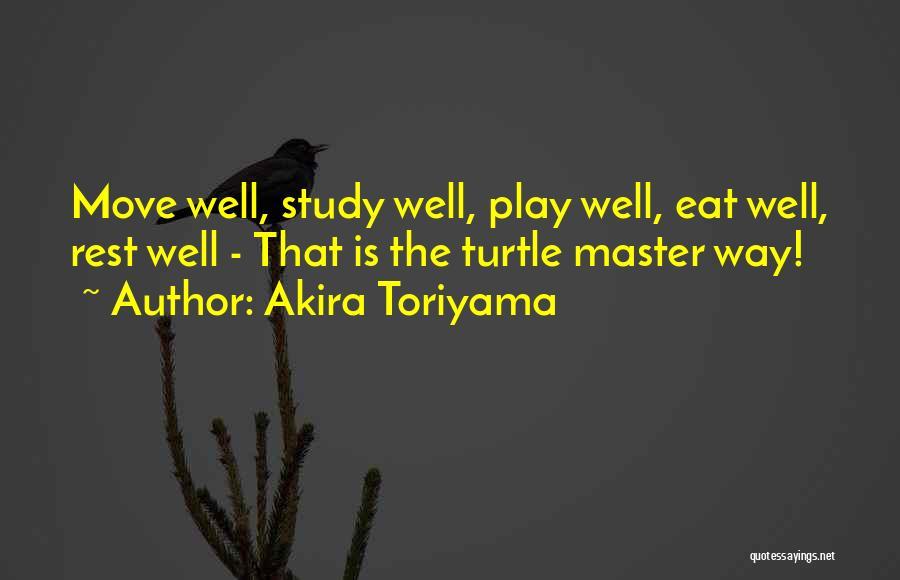 Akira Toriyama Quotes 1741247