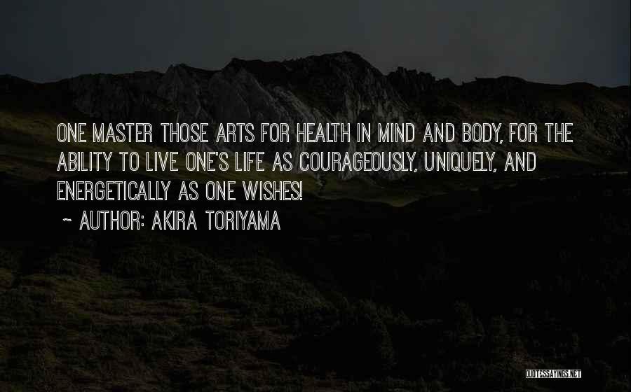 Akira Toriyama Quotes 344530