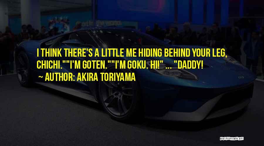Akira Toriyama Quotes 981509