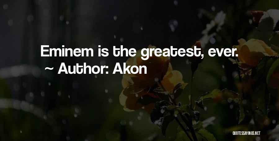 Akon Quotes 1577013