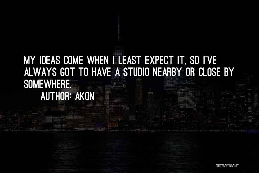 Akon Quotes 597365