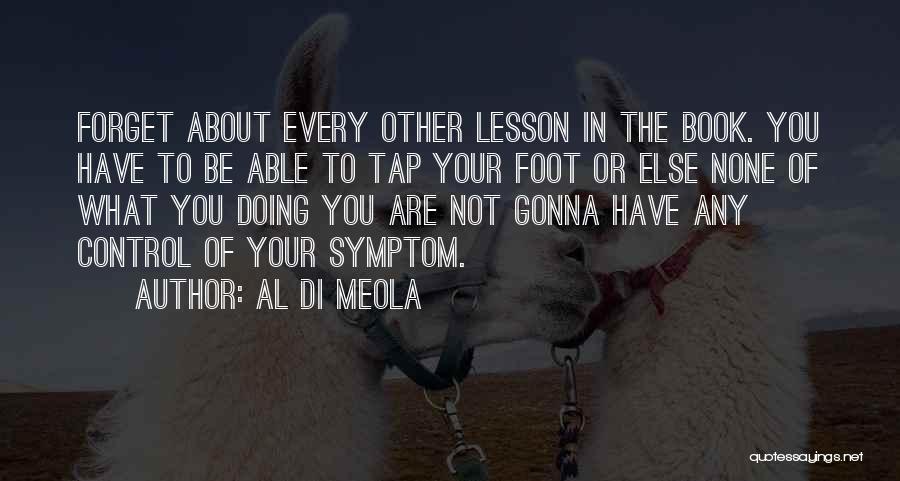 Al Di Meola Quotes 1192577