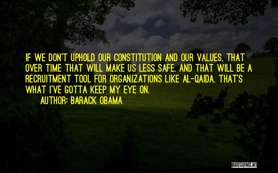 Al Tool Time Quotes By Barack Obama
