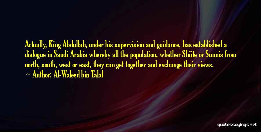 Al Waleed Quotes By Al-Waleed Bin Talal