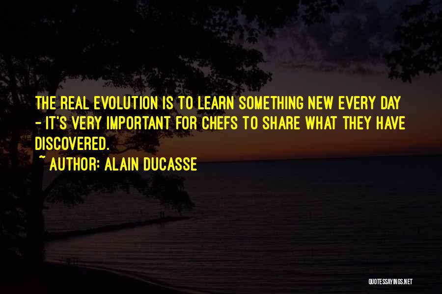 Alain Ducasse Quotes 1341675