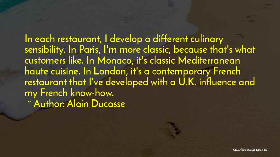 Alain Ducasse Quotes 1404527