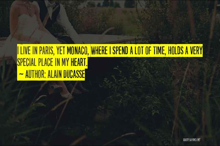 Alain Ducasse Quotes 1909697