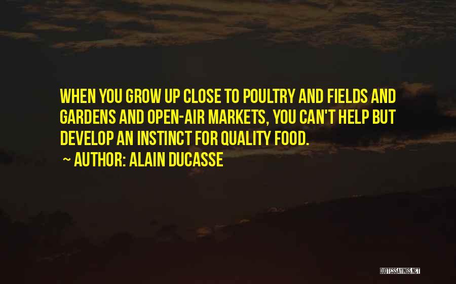 Alain Ducasse Quotes 2034493