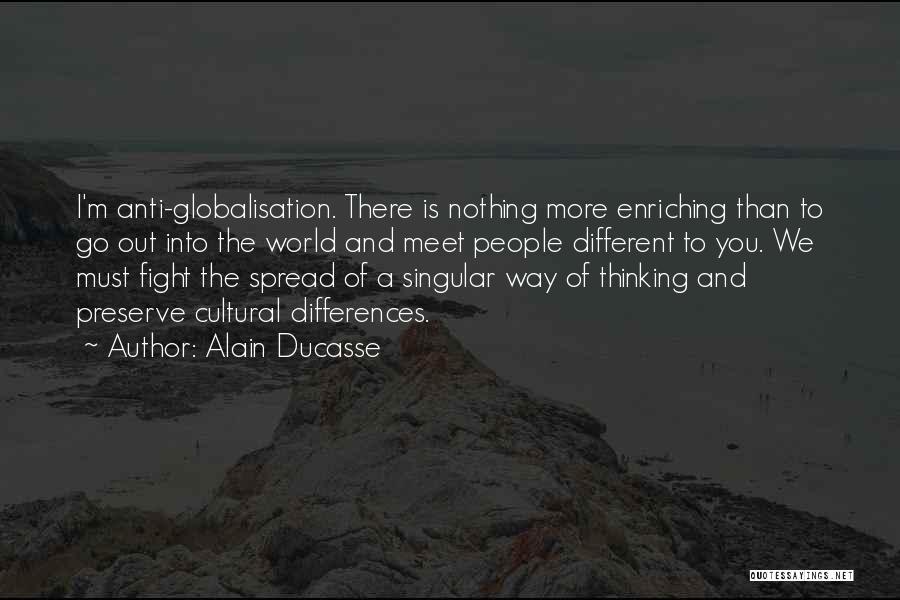 Alain Ducasse Quotes 302010