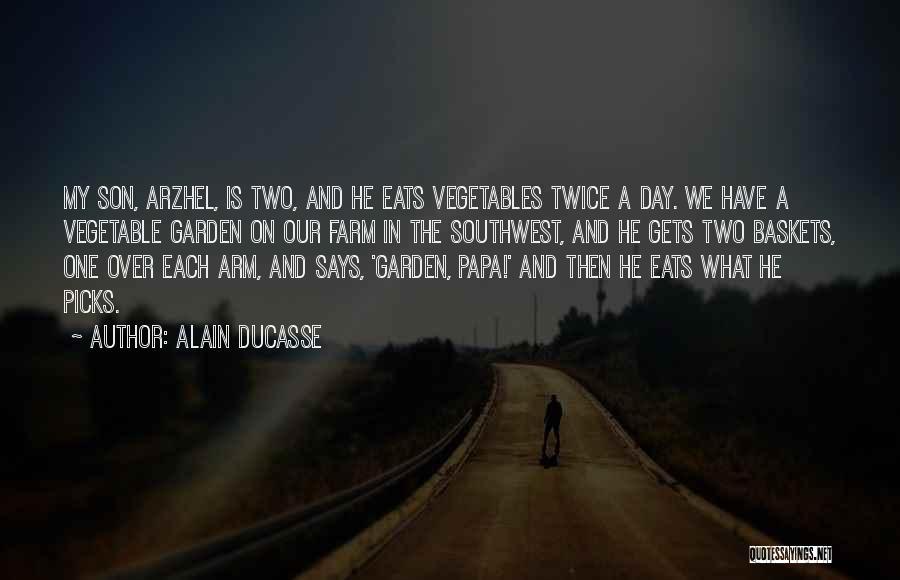Alain Ducasse Quotes 462706