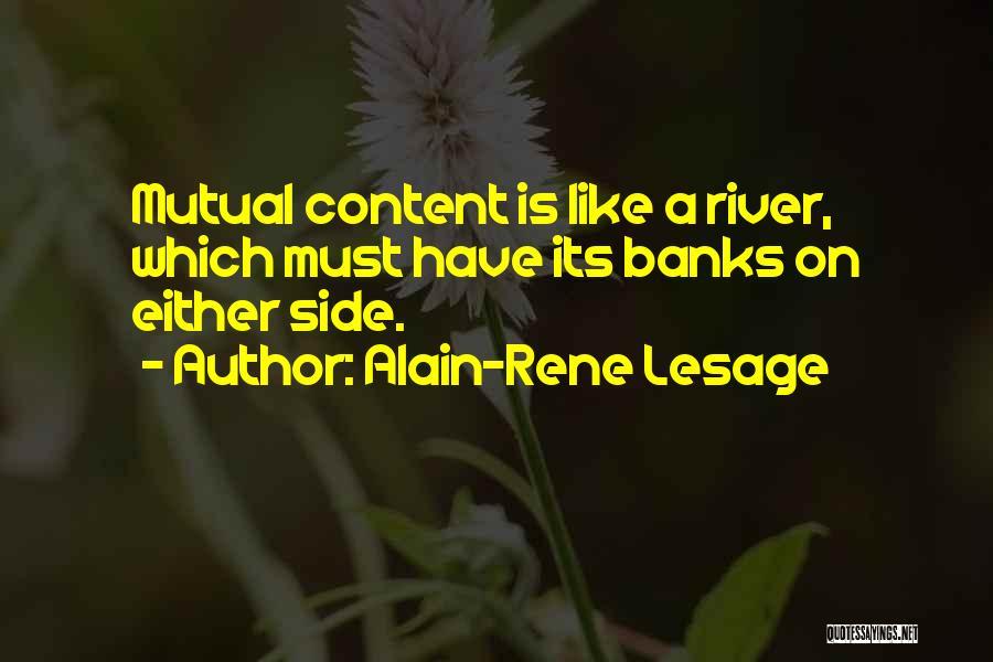 Alain-Rene Lesage Quotes 173656