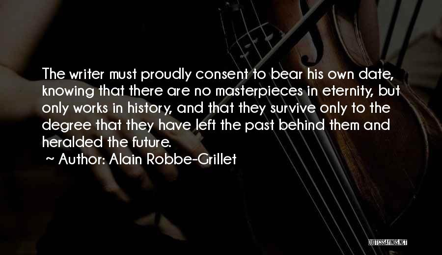 Alain Robbe-Grillet Quotes 1021878