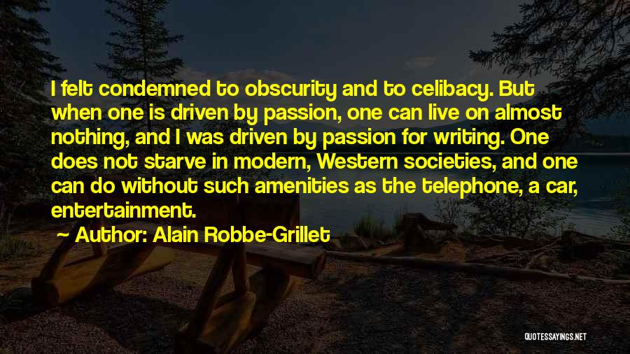 Alain Robbe-Grillet Quotes 128715