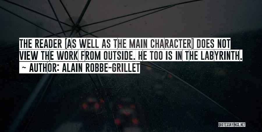 Alain Robbe-Grillet Quotes 1380626