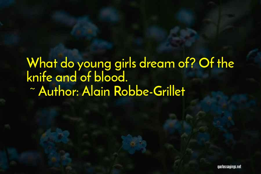 Alain Robbe-Grillet Quotes 2172843