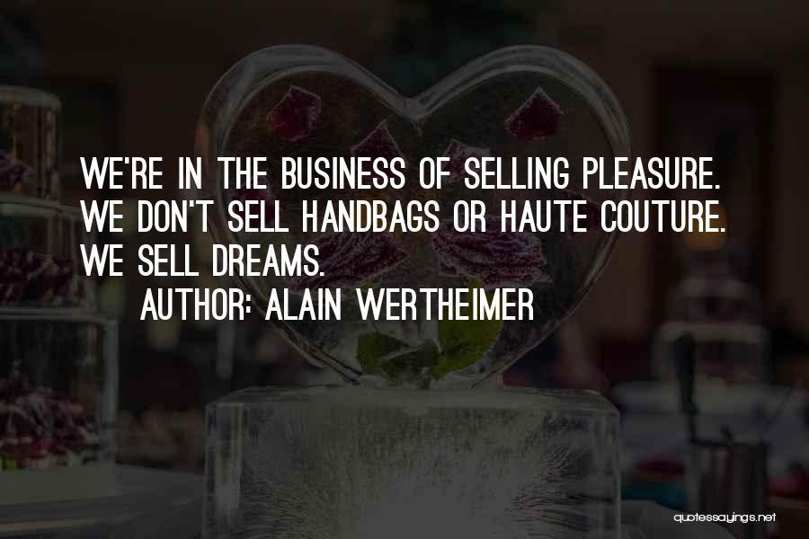 Alain Wertheimer Quotes 141401