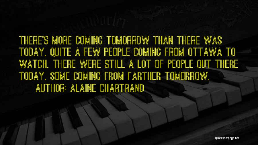 Alaine Chartrand Quotes 2257491