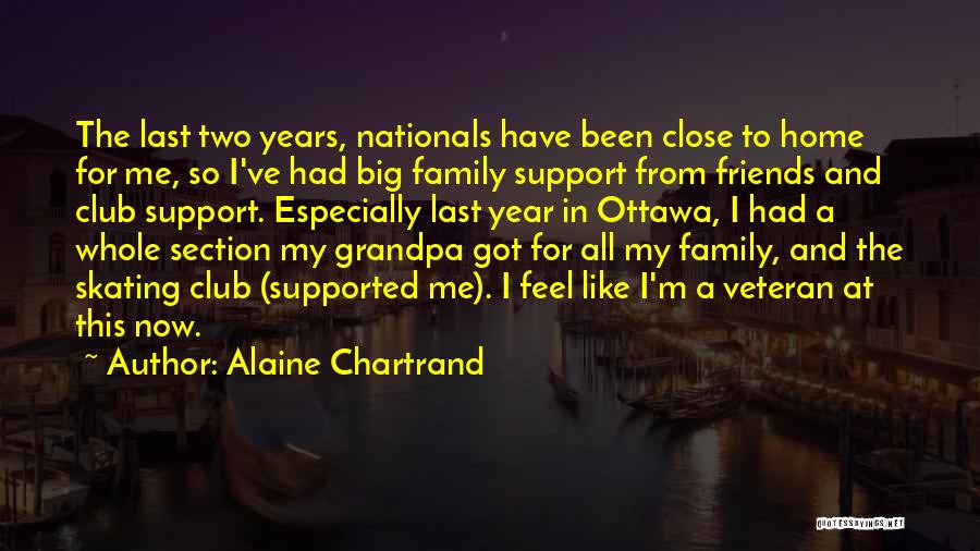 Alaine Chartrand Quotes 760329