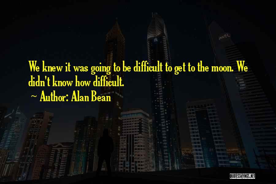 Alan Bean Quotes 1108843